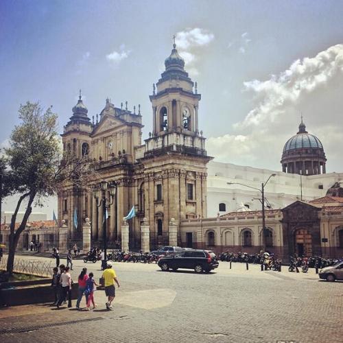 Palazzo nazionale della cultura, Città del Guatemala