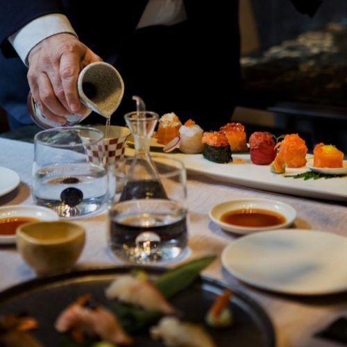 Ristorante di cucina giapponese IYO