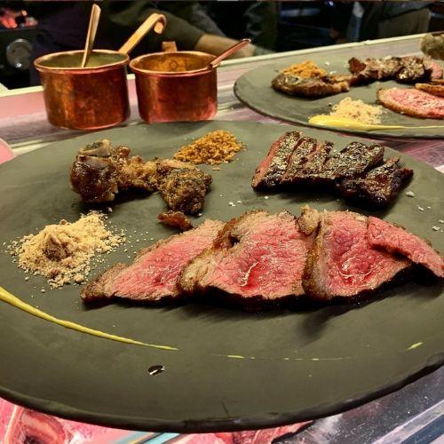 Ristorante di carne La griglia di Varrone