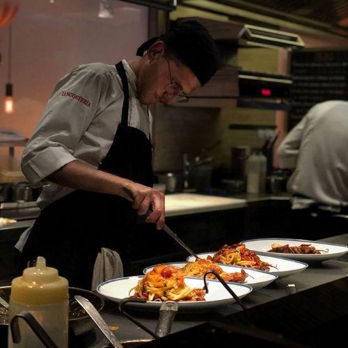 Dove mangiare a Milano, ristorante di pesce Langosteria