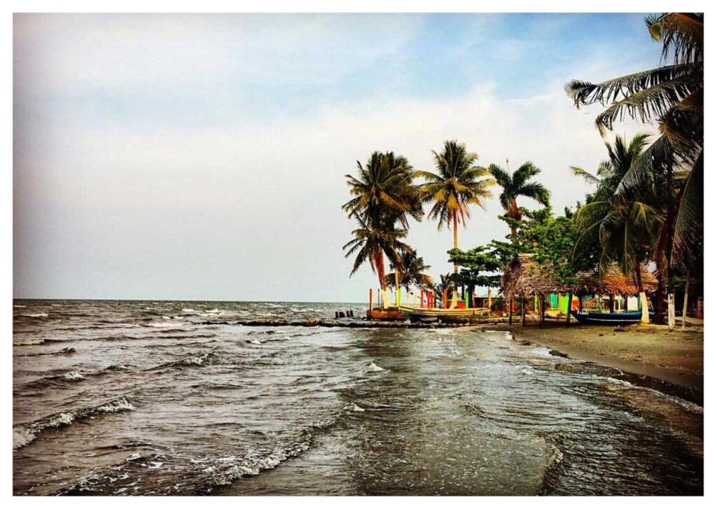 Spiaggia di Livingston, Guatemala