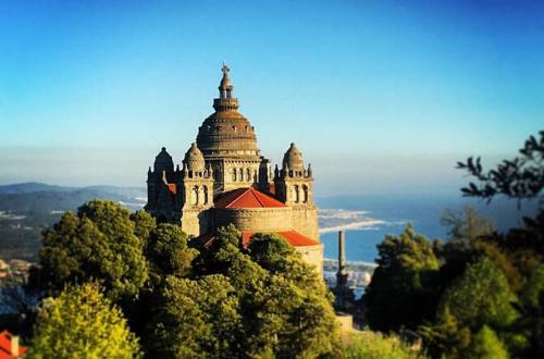 Portogallo del Nord, Monte de Santa Luzia