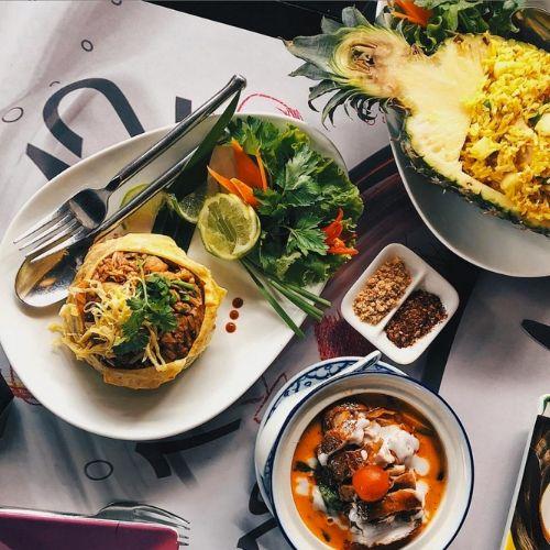 Dove mangiare a Milano, ristorante Thai Gallery