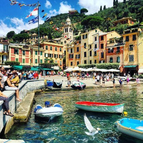 Cosa vedere: la piazzetta di Portofino