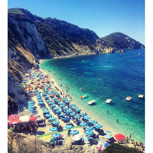 Cosa visitare all'Isola d'Elba: Spiaggia di Sansone