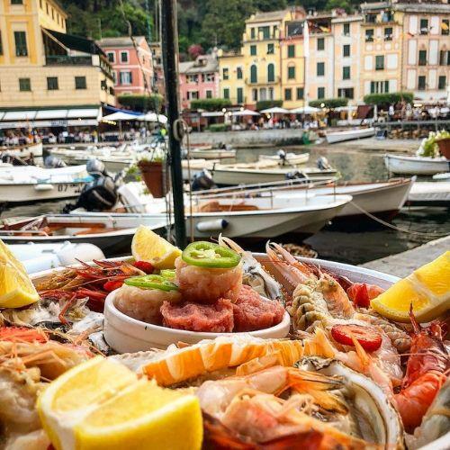 Ristorante Da I Gemelli, piazzetta di Portofino