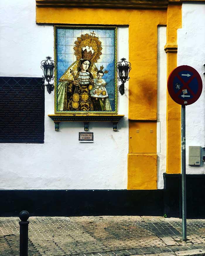Itinerario di Siviglia: Barrio Macarena