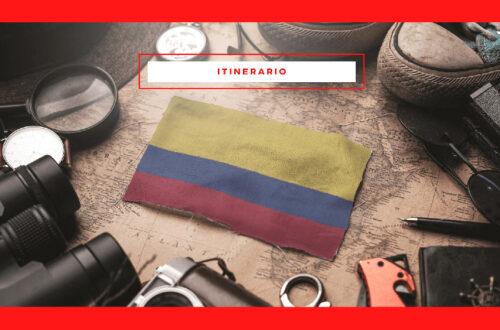 Viaggio in Colombia, itinerario e costi
