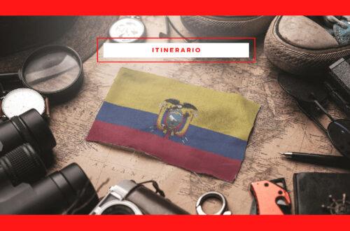 Viaggio in Ecuador, itinerario e costi