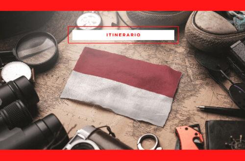 Indonesia, itinerario e costi