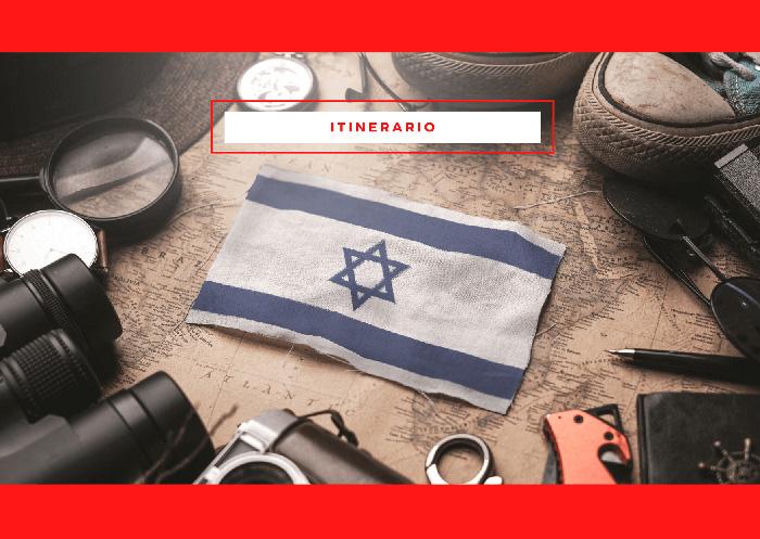 Israele, itinerario e costi