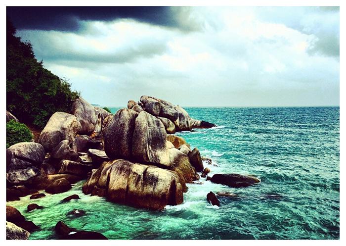 Thailandia: Koh Samui, Laem Nan Beach