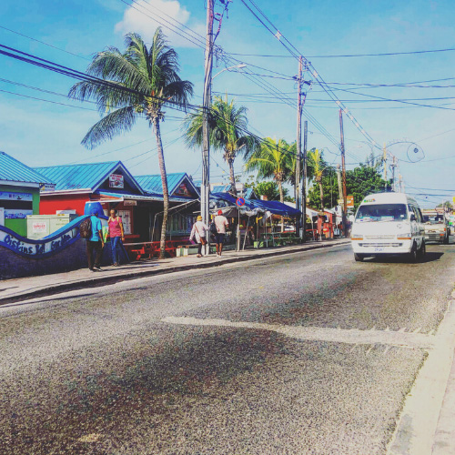 Mercato di Oistins, Caraibi