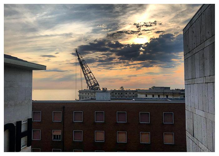 Porto industriale di Trieste
