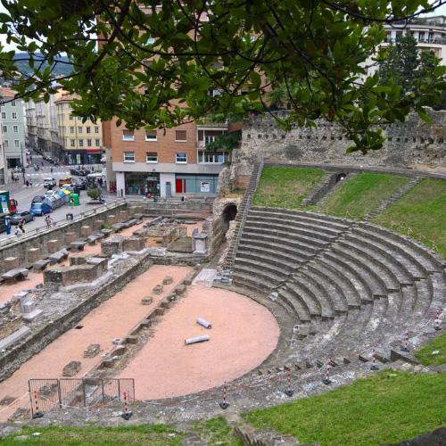 I luoghi di interesse della città di Trieste: il Teatro Romano