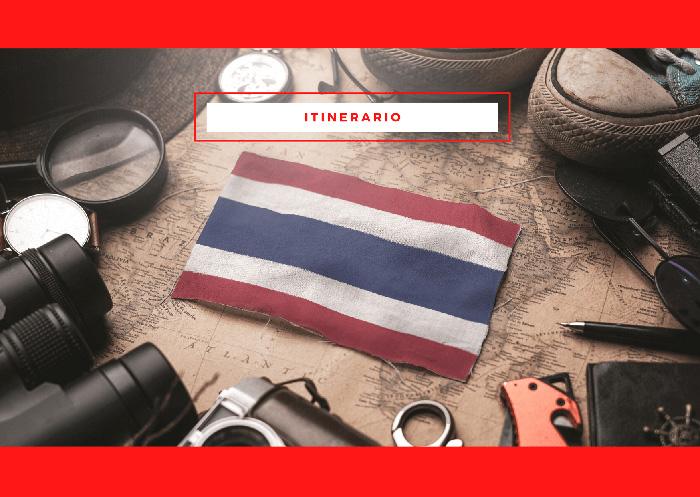 Thailandia, itinerario e costi