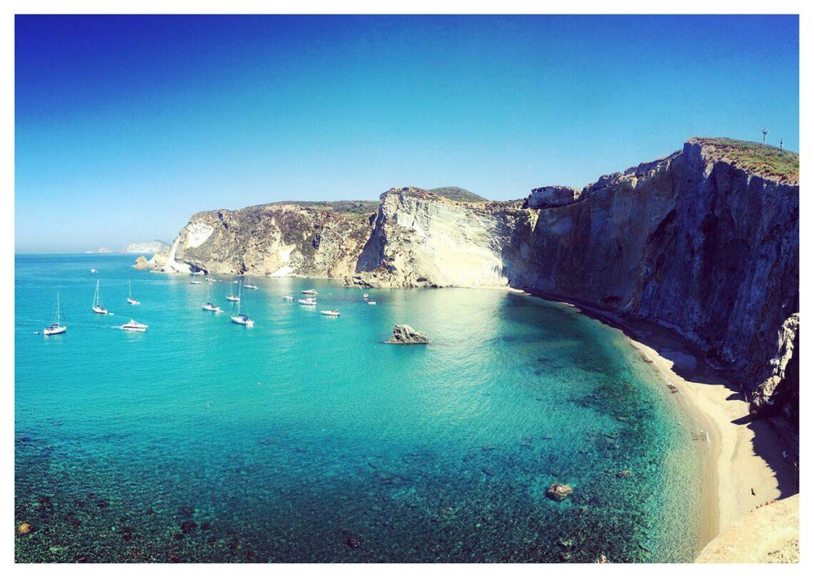 Tre giorni sull'Isola di Ponza: cosa vedere