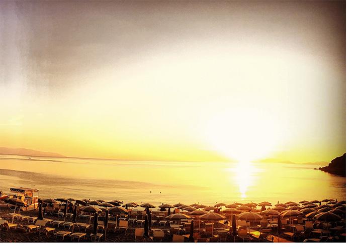 Le spiagge di Milazzo: Baia del Tono