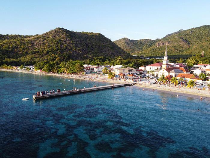 Martinica, l'isola più francese dei Caraibi.