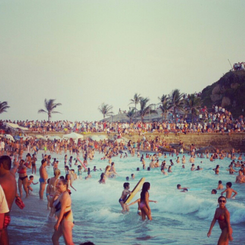 Le spiagge di Rio de Janeiro: Arpoador
