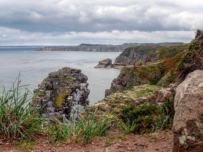 Cosa vedere in Bretagna: le scogliere