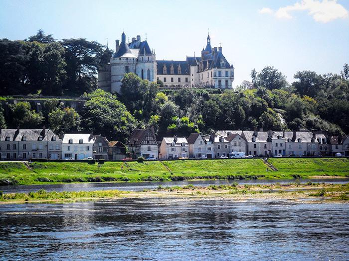 I castelli della Loira: Chaumont