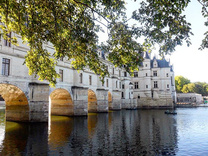 I castelli della Loira: Chenonceau
