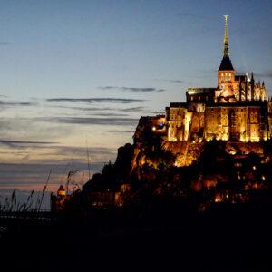 Cosa vedere in Normandia: Mont Saint Michel
