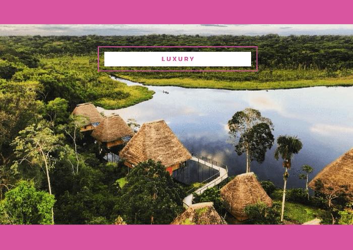 Il Napo Wildlife Ecolodge e la foresta amazzonica