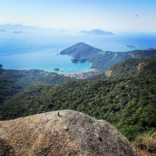 Brasile, Ilha Grande: Pico do Papagaio