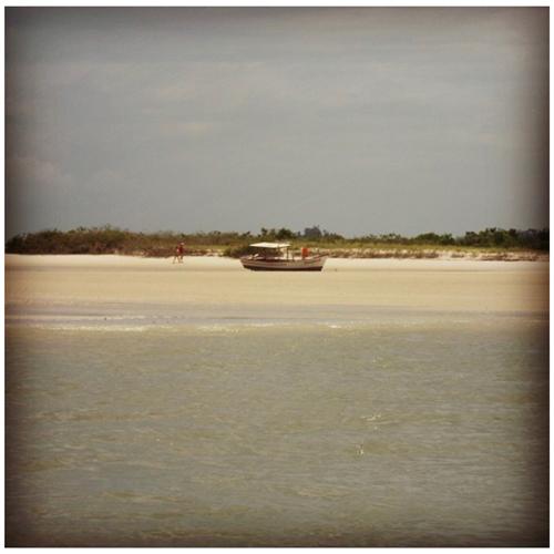 Praia das Conchas, Ilha do Mel