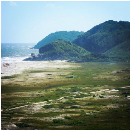 Praia de Fora, Ilha do Mel