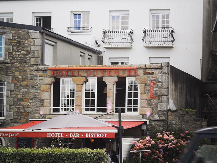 Hotel Chez Janie, Roscoff
