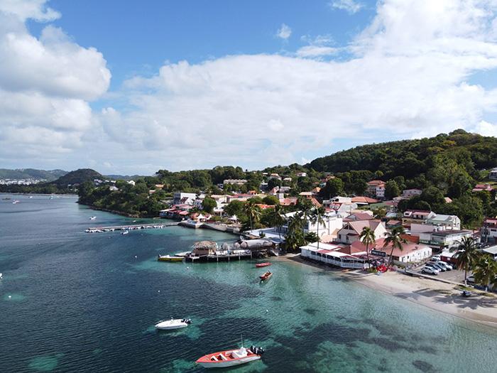 Saint-Anne, costa sud-caraibica