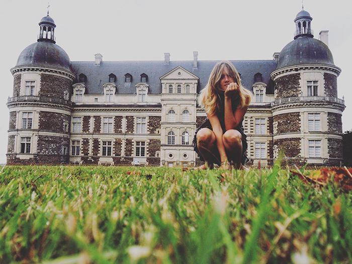 I castelli della Loira: Serrant