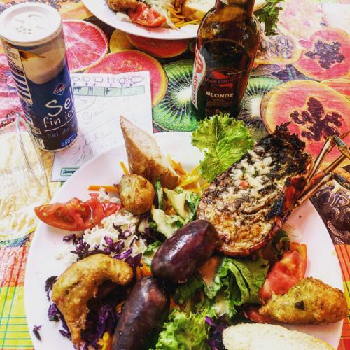 Street Food, cucina creola