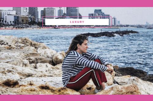 La modaiola Tel Aviv