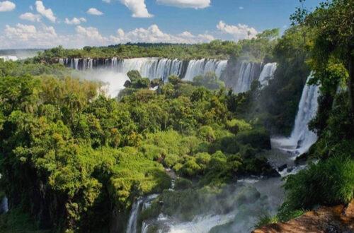 Le cascate di Iguazu: terra di confine tra Brasile e Argentina