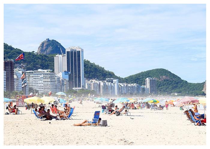 Le spiagge di Rio de Janeiro: Copacabana