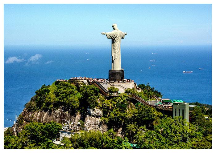 Cosa vedere a Rio de Janeiro: il Cristo Redentore