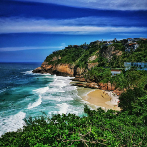 Le spiagge di Rio de Janeiro: Joatinga