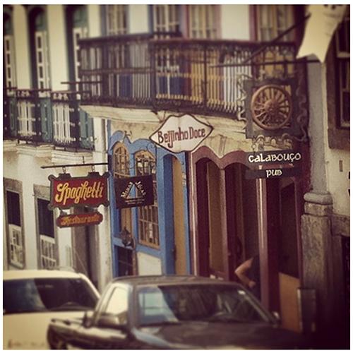 Le botteghe artigianali di Ouro Preto