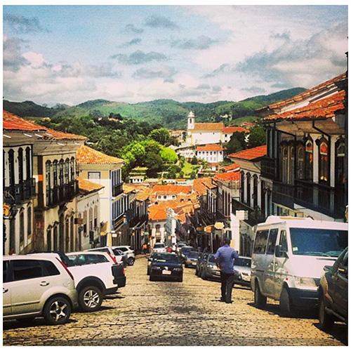 Cosa vedere nel Minas Gerais: Ouro Preto