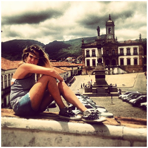 Piazza Tiradentes, Ouro Preto