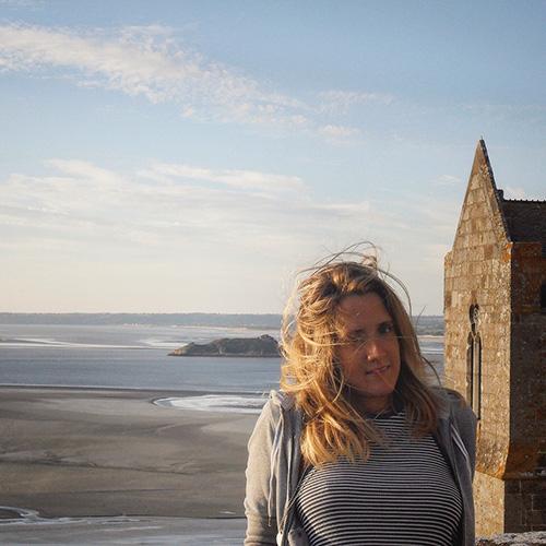 Mont Saint Michel e il panorama sulla baia