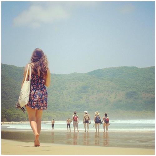 Brasile, Paraty: Praia do Cachadaço