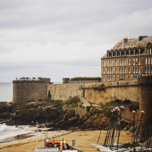 Bretagna on the road: Saint-Malo