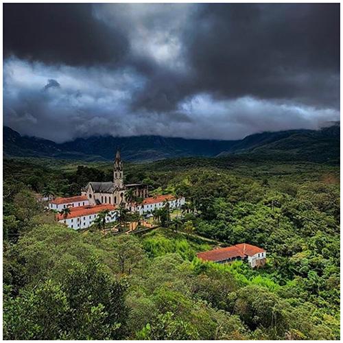 Cosa vedere nel Minas Gerais: Santuário do Caraça