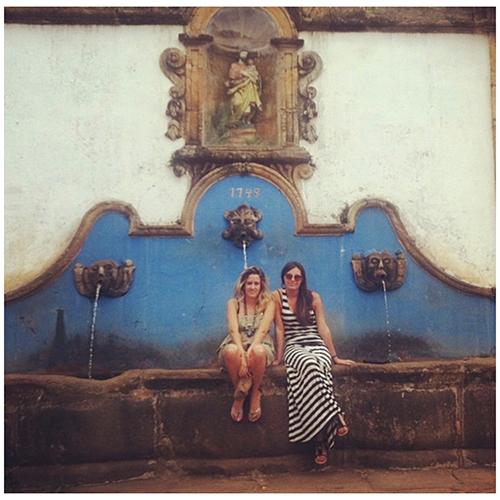 Fontana Sao José, Tiradentes