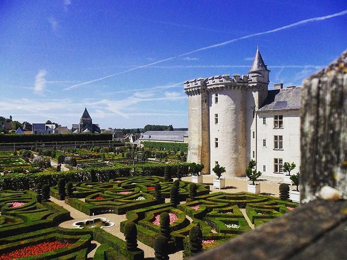 I castelli della Loira: Villandry
